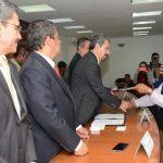 Se entregaron los certificados de ratificación a 45 escuelas incorporadas a la Universidad Michoacana