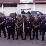 Este procedimiento ministerial se implementó respetando en todo momento los derechos laborales y humanos de los policías; asimismo, la seguridad de estos municipios quedó a cargo de la Policía Michoacán