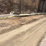 La Secretaría de Desarrollo Metropolitano e Infraestructura, informó que el tramo intervenido es el que comprenden los cruces con las calles Valentín Gómez Farías y Nigromante