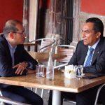 José Manuel Hinojosa puntualizó que hoy Michoacán no cuenta con estructuras de seguridad calificadas