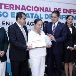 """""""Mi reto es que en los años que nos quedan de gobierno dejemos ordenados los servicios de salud en Michoacán"""": Aureoles Conejo"""