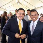 Torres Piña reiteró su apoyo para que los legisladores federales revisen y modifiquen la Ley de Coordinación Fiscal, con la cual se lograría una distribución más justa de los recursos públicos