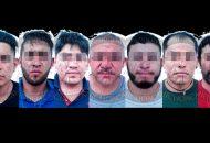 Los detenidos, quienes se encuentran vinculados a proceso por delito federal, fueron presentados ante el órgano jurisdiccional, que resolverá su situación jurídica