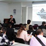 """Imparten conferencia """"Administración del Conocimiento Aplicado a la Tecnología"""""""