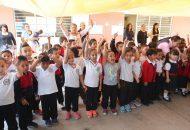 Tras las gestiones del gobernador Silvano Aureoles existen las mejores condiciones para arrancar con éxito los trabajos educativos en el estado