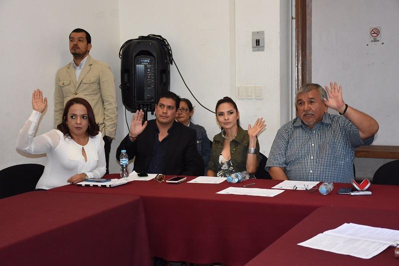 El dictamen que será puesto consideración del Pleno en próxima sesión, destaca el establecimiento del Fondo de Ayuda, Asistencia y Reparación Integral del Estado de Michoacán, el cual estará a cargo de la Comisión Ejecutiva Estatal de Atención a Víctimas