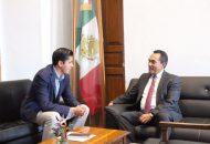López Solís anunció que seguirá dialogando con los presidentes de los comités estatales de manera permanente y con miras al inicio del proceso electoral el 8 de septiembre