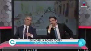 Ante el hecho, el Ayuntamiento de Morelia ha enviado sendos comunicados de prensa en los que ahora argumenta que las recientes modificaciones en dos de las calles recién peatonalizadas estaban contemplados en el proyecto original