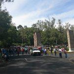 Los integrantes de la CNTE exigen la derogación de la reforma educativa, que se les hagan pagos de compensaciones pendientes y plazas automáticas para los normalistas recién egresados (FOTO: FRANCISCO ALBERTO SOTOMAYOR)
