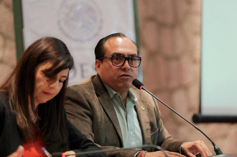 El delegado de Sedesol, Gerónimo Color Gasca, señaló que la medición que realiza cada dos años el CONEVAL, son el reflejo del trabajo constante y coordinado con el gobierno del estado que encabeza Silvano Aureoles