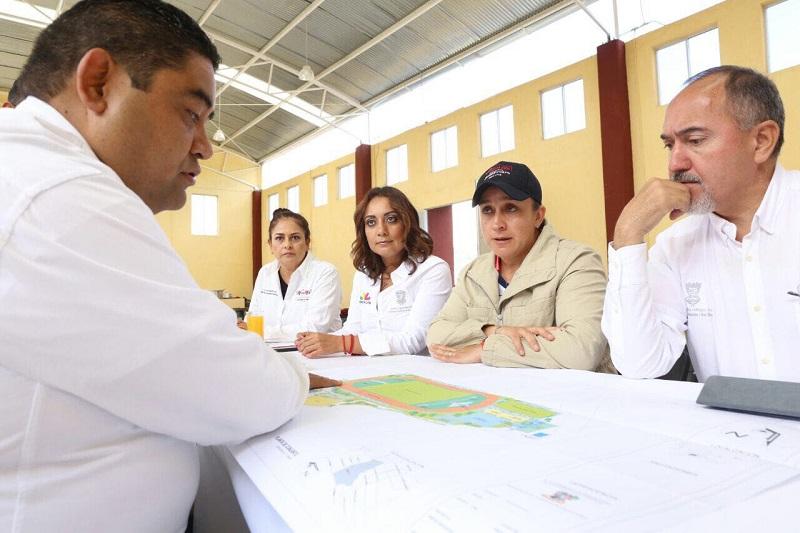 Con la suma de esfuerzos es como salimos adelante: Julieta López, titular de la CGCS y enlace del Gobierno del Estado en este municipio