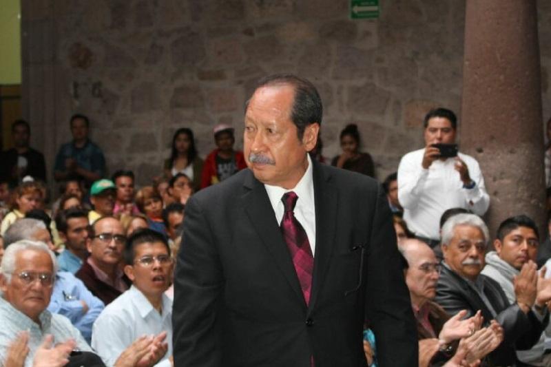 Según Godoy Rangel, respeta el acuerdo del PRD para integrar el Frente Amplio Democrático, pero no puede caminar en esa ruta porque el PAN es un partido que surgió para combatir al cardenismo y él se asume como cardenista