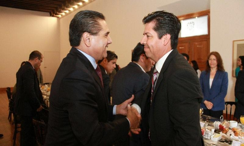 García Conejo reconoció el acercamiento que tuvo el gobernador del estado, Silvano Aureoles, para conformar la mesa de gobernabilidad y seguimiento político