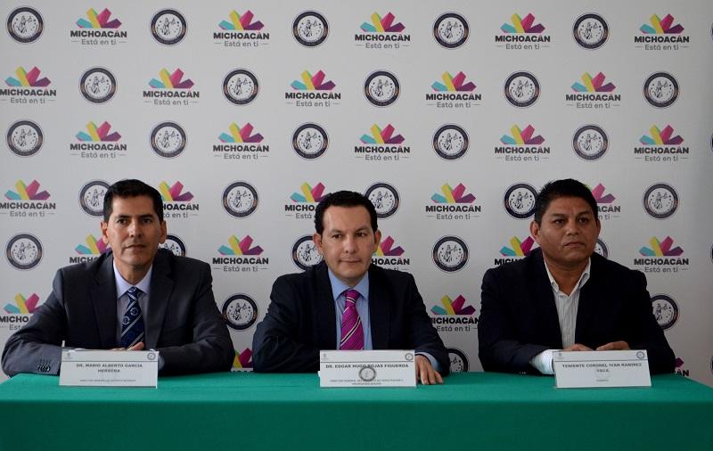 Por su parte, el director del Instituto de Capacitación y Profesionalización de la PGJE, Edgar Hugo Rojas Figueroa, resaltó que el trabajo que se realiza en la Institución requiere de capacitación constante