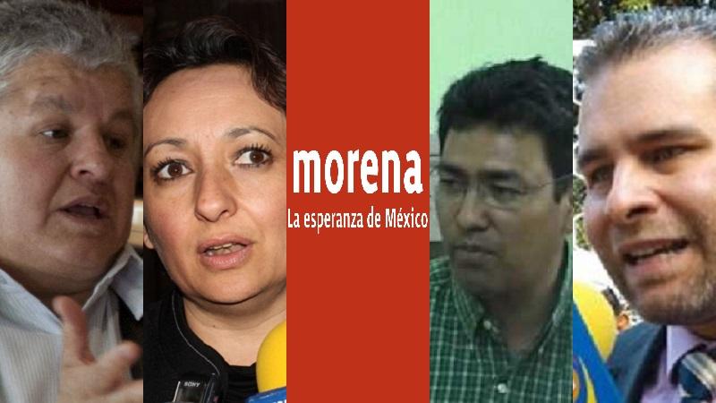 La influencia de personajes perredistas como el senador Raúl Morón y el diputado federal, Fidel Calderón, es prácticamente nula al interior del Consejo Estatal, pues están recién llegados y aún no tienen trabajo partidista