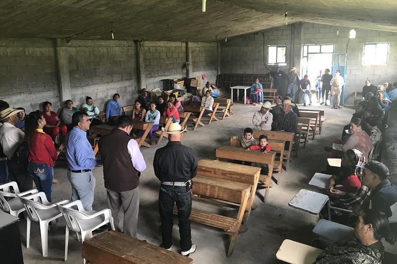 El empresario moreliano dejó claro que para poder generar economía en Morelia y el estado, es necesario fortalecer el mercado interno para que el dinero se quede en Michoacán