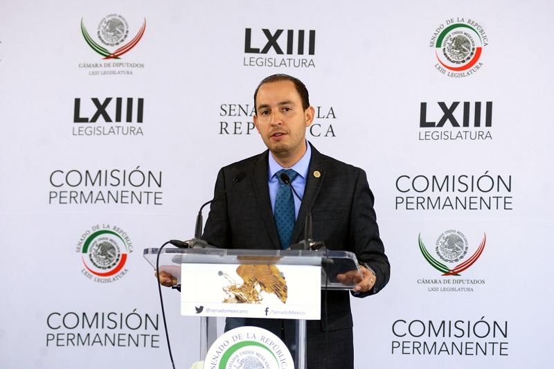 Al PRI-Gobierno le falta humildad para reconocer que se equivocaron; hoy se percibe nerviosismo, autoritarismo e intolerancia ante su inminente derrota en 2018: Cortés Mendoza