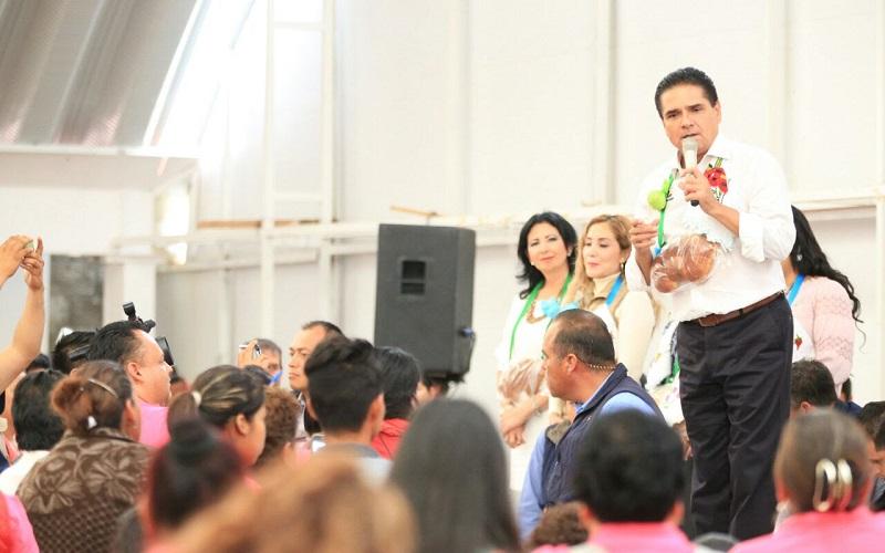 Acompañó el gobernador de Michoacán a DIMMAC en su XV Aniversario; les refrenda su acompañamiento y apoyo