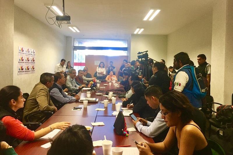 El Gobierno de Michoacán brinda apoyo sin precedentes para la certificación del mezcal, reconoce Yolanda Ruiz Sánchez, de Mujeres del Mezcal A.C.