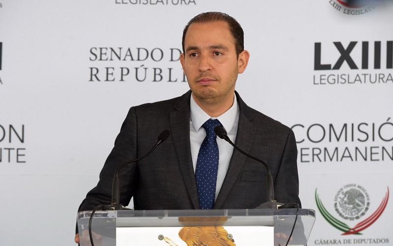 """Cortés Mendoza dijo que se deberá discutir a la brevedad para """"que finalmente zanjemos y terminemos el tema"""