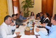 En este sentido, el diputado Villegas Soto señaló que los dos órganos del Congreso local trabajarán coordinados para sacar adelante la agenda legislativa, y no permitirán que los temas se contaminen con asuntos partidistas