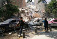 La SG emitió declaratoria de emergencia extraordinaria para las 16 delegaciones de Ciudad de México; 33 municipios de Morelos y 112 de Puebla. Informó que los epicentros de los sismos fueron en Axochiapan, Morelos, y Chiautla, Puebla.