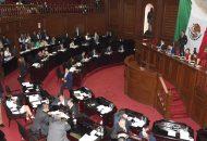 La iniciativa fue devuelta a la Junta de Coordinación Política para su estudio análisis y dictamen