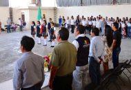 Barragán Vélez explicó que el centro es una extensión del Telebachillerato 158, ubicado en Téjaro de los Izquierdos, municipio de Tarímbaro, por lo que la extensión trabajará en la telesecundaria de La Nueva Aldea, en el turno vespertino