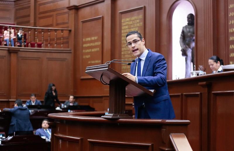 Villegas Soto explicó que este sistema electoral ya funciona en el estado de Nayarit