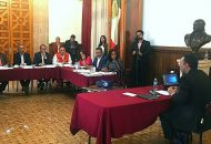 Ambos legisladores integrantes de las Comisiones de Gobernación y Justicia destacaron la importante y numerosa participación de michoacanos que quieren impulsar esta nueva etapa por la transparencia
