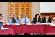 En los próximos días se reunirán los diputados integrantes de las Comisiones Unidas de Gobernación y Justicia, para hacer el estudio y análisis correspondiente de la participación de los aspirantes, y elaborar una propuesta para la Conformación del Comité de Selección