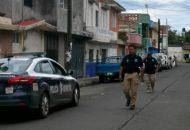 El presunto homicida fue detenido por civiles que estaban en la zona, quienes lo entregaron a la Policía de Morelia, que llegó varios minutos después