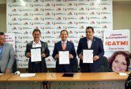 Tentory García y Barragán Vélez acordaron emprender un trabajo continuo, permanente y cercano en beneficio de las y los alumnos y docentes de ambas instituciones