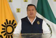 """""""No es momento de politizar el tema como lo han hecho otros partidos, es momento de actuar en beneficio de los ciudadanos que están afectados por los desastres naturales que han azotado al país"""", señaló García Avilés"""