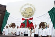 Legisladores perredistas reconocieron en el titular del Poder Ejecutivo un ánimo de colaboración sana y de respeto irrestricto hacia quienes con él comparten origen e historia y el interés de sacar adelante a Michoacán