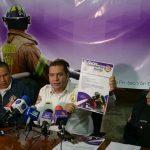 Se espera estén listos un estimado de 15 nuevos combate fuegos para integrarse a la Fuerza Municipal