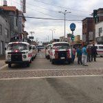 Los manifestantes están a la espera de ser atendidos por el delegado de la Cocotra en Zitácuaro