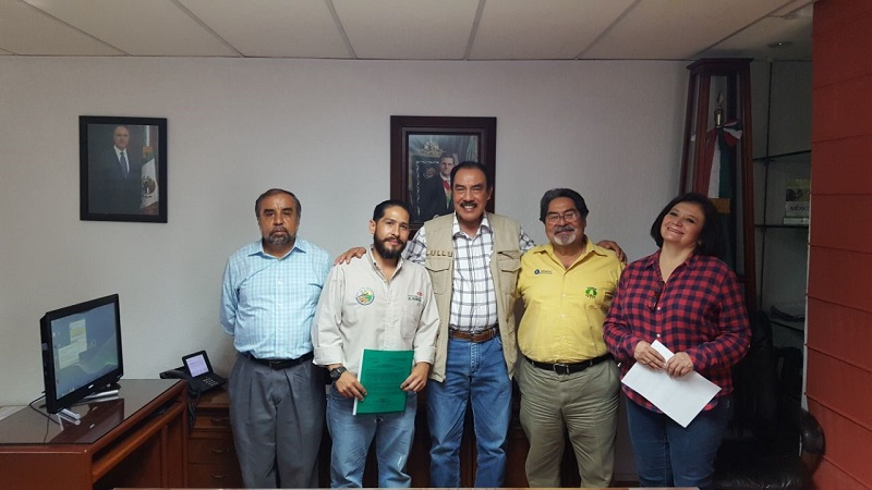 El delegado señaló que los apoyos para granjas para este 2017 la Secretaría en Michoacán rebasa ya una inversión de más de 28 mdp para mecanización del campo