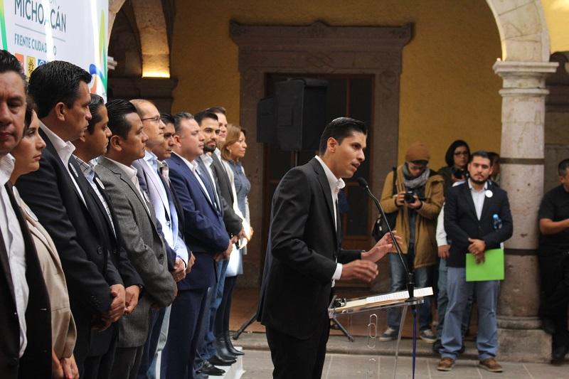 Estos dos temas han sido fuertemente impulsados por nuestro Diputado Ciudadano, Daniel Moncada Sánchez, desde que asumió su responsabilidad en el Congreso del Estado, indicó Paredes Andrade