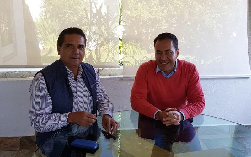 Avanza estrategia conjunta para mejorar la salud de la población michoacana, aseguran Aureoles Conejo y Herrera Tello