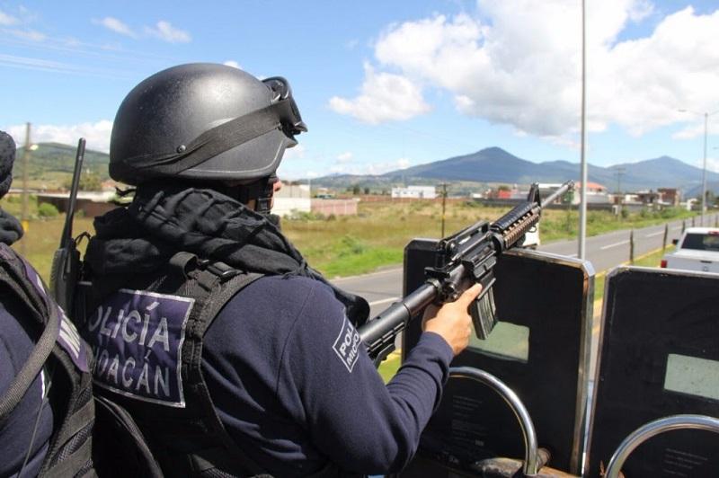 La SSP condena el asesinato del presidente municipal de Paracho, y refrenda su compromiso de no dar ni un paso atrás en la lucha por la seguridad