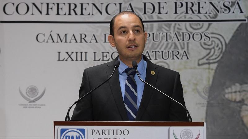 Con la fuerza de la razón buscaremos corregir la Ley de Ingresos y el Presupuesto de Egresos 2018: Cortés Mendoza