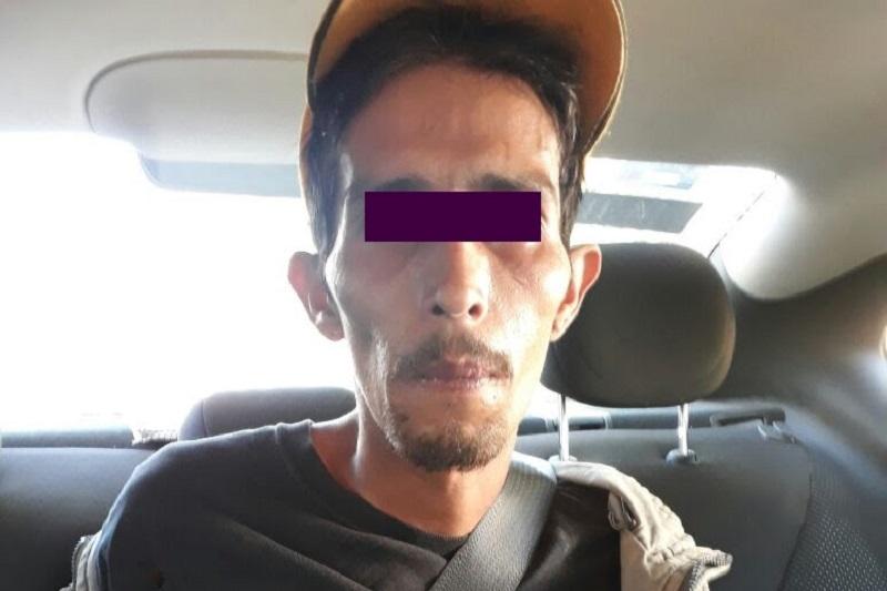 La Policía de Morelia al detectar que el hombre cumplía con las características descritas por el afectado, encontraron que llevaba consigo los objetos robados, mismos que fueron identificados por la víctima de este delito