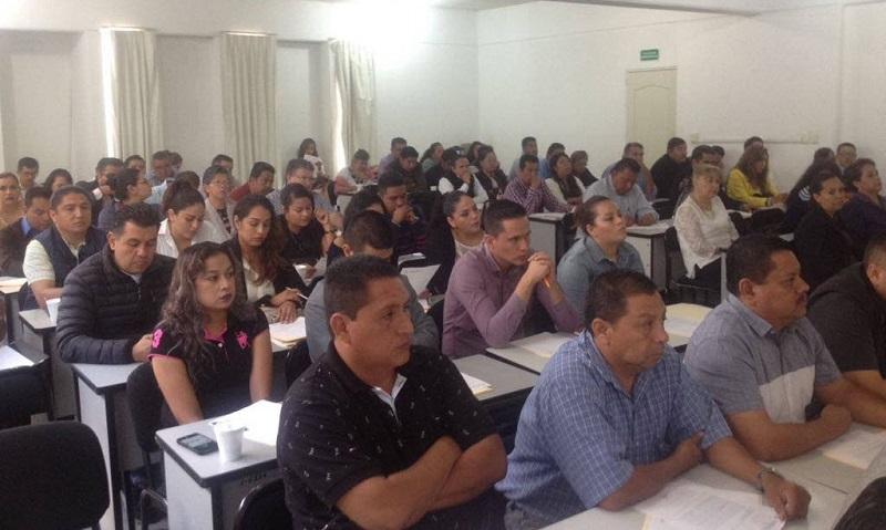 """La Secretaría de Gobierno celebró dicho convenio de colaboración entre el Renapo y el Tecnológico de Monterrey campus """"Hidalgo"""", ya que con este se establece el compromiso de la certificación de dicho personal"""