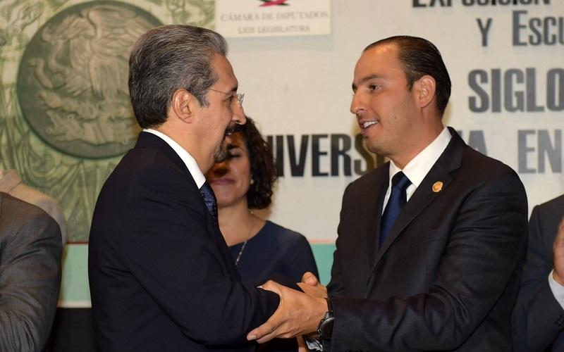 La Universidad Michoacana necesita un nuevo Régimen de Jubilaciones y Pensiones, advierte Cortés Mendoza