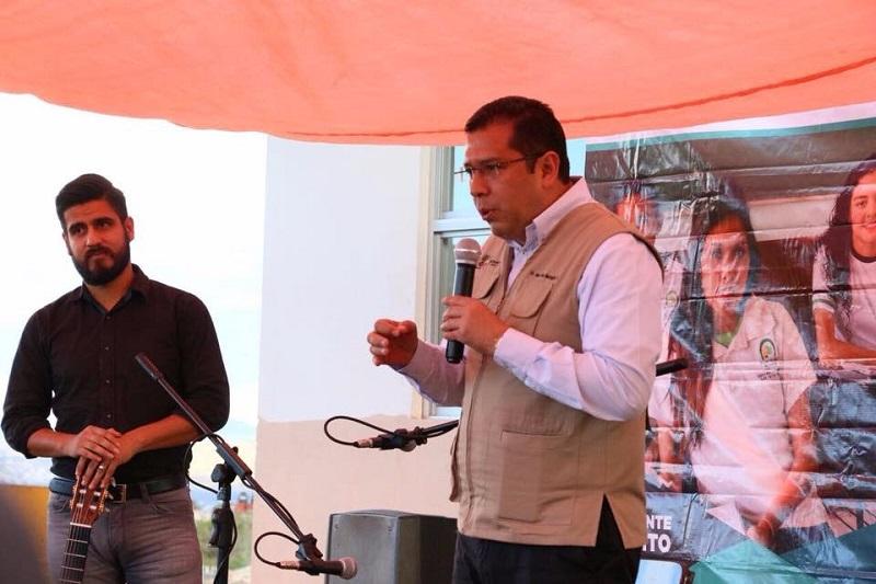Barragán Vélez resaltó el éxito de la Semana Cultural, la cual propicia la sana convivencia del alumnado del subsistema