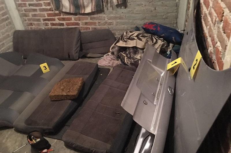 Una vez que el órgano jurisdiccional obsequió el mandato judicial, se dio cumplimiento y se encontraron piezas automotrices que corresponden a vehículos con reporte de robo