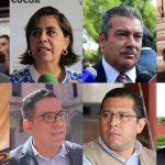 En el caso del alcalde de Morelia, Alfonso Martínez, que buscará la reelección, la encuesta dice que tiene un nivel de desaprobación del 42.46%, mientras que sólo lo aprueba el 36.55% de los entrevistados