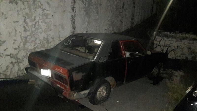Ambas unidades fueron trasladadas al Ministerio Público para los trámites conducentes y se deslinden responsabilidades