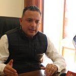 Quintana Martínez consideró necesario el esfuerzo y compromiso de todos para superar los desafíos actuales del Estado michoacano, a lo que reiteró el respaldo del Legislativo local para impulsar el desarrollo integral de la entidad